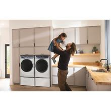 View Product - Front Load Perfect Steam™ Washer with LuxCare® Plus Wash and SmartBoost® - 4.5 Cu. Ft.