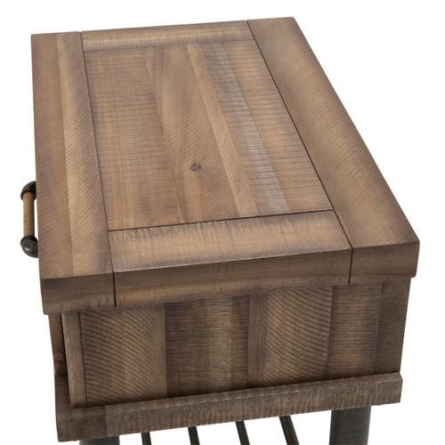 Amini - Side Table W/ Drawer