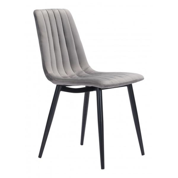 Dolce Dining Chair Gray