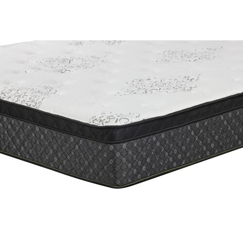 "Renue Performance 12"" Revive Medium Euro Top Mattress, King"