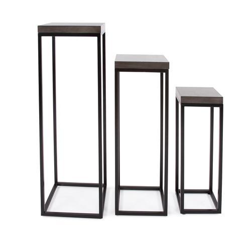 Howard Elliott - Kenton Pedestal Set