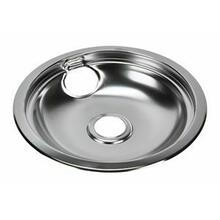 Electric Range Round Burner Drip Bowl, Chrome - Other