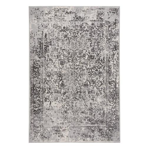 """Capel Rugs - Milagros Charcoal - Rectangle - 3'11"""" x 5'6"""""""