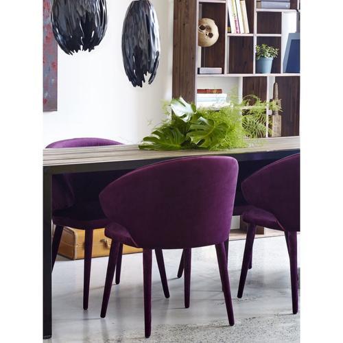Stewart Dining Chair Purple