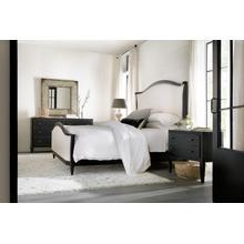 See Details - Ciao Bella Six-Drawer Dresser- Black