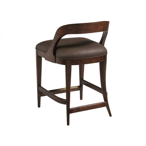 Lexington Furniture - Beale Low Back Counter Stool