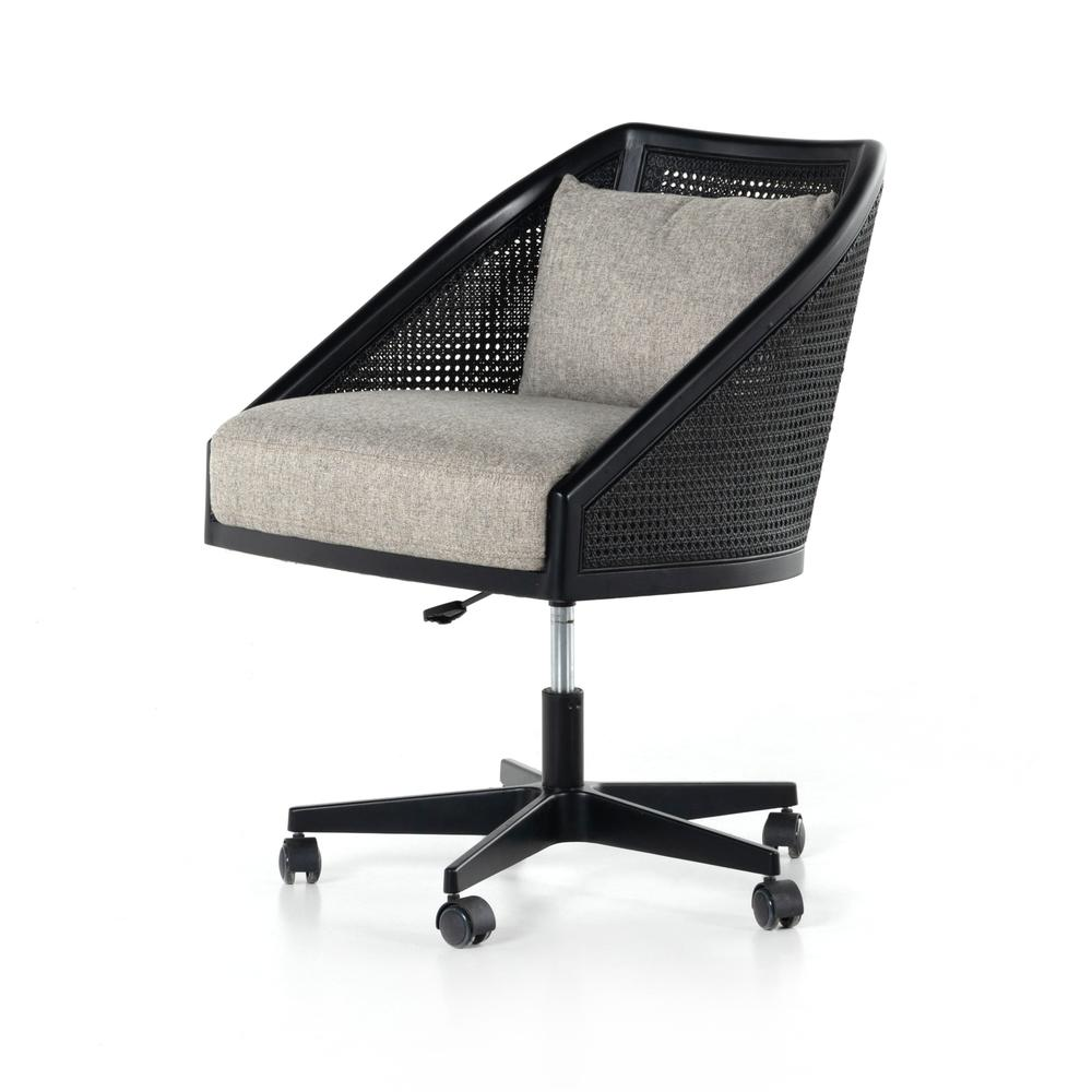 Wylde Desk Chair-orly Natural