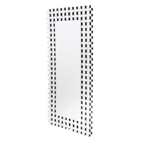 Amini - Rectangular Wall Mirror 8575
