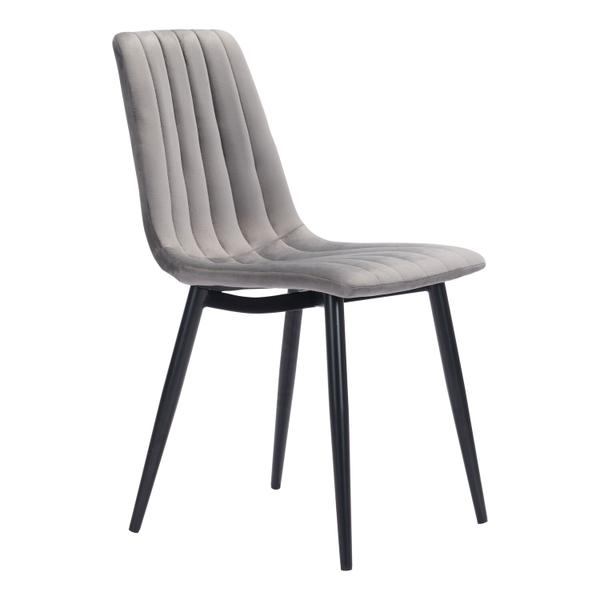 See Details - Dolce Dining Chair Gray