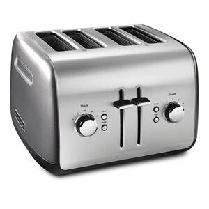 KitchenAid4-Slice Toaster with Manual High-Lift Lever Liquid Graphite
