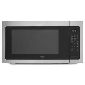 Whirlpool2.2 cu. ft. Countertop Microwave with 1,200-Watt Cooking Power