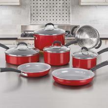 See Details - 11 Piece Set Ceramica XT Nonstick Cookware