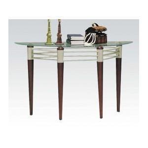 Acme Furniture Inc - Tamper Leg Sofa Table