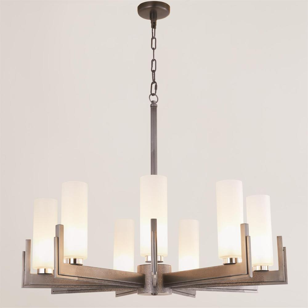 See Details - Stoic Chandelier-Ombre Nickel