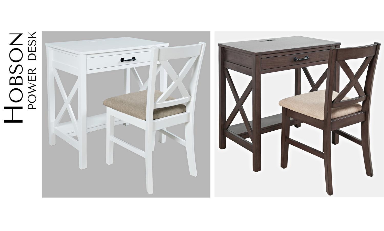 JofranHobson Desk And Chair Set