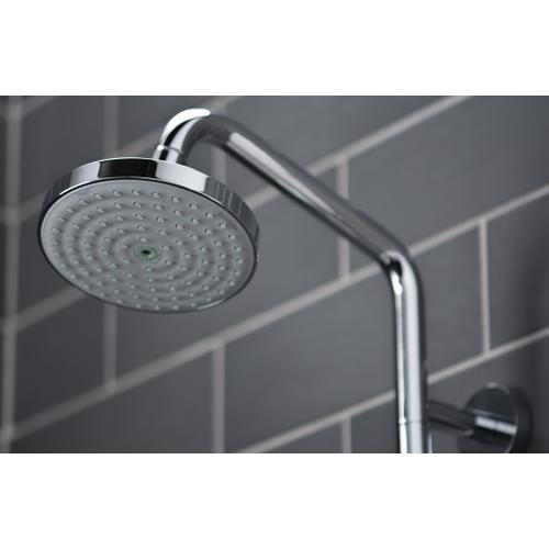 Brushed Nickel Showerpipe 150 1-Jet, 2.0 GPM