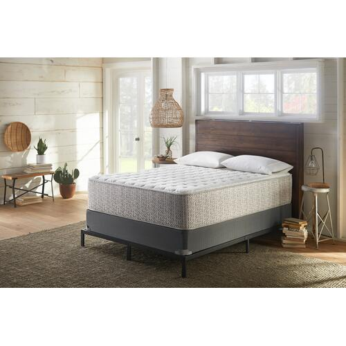 "American Bedding 13"" Firm Tight Top Mattress, King"