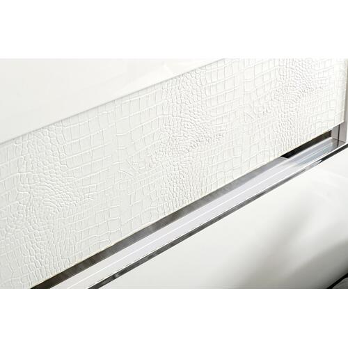 VIG Furniture - Modrest Ancona Italian Modern White Bed