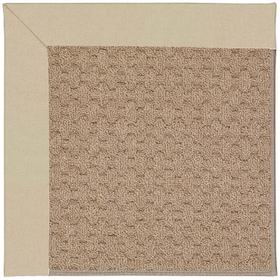 Creative Concepts-Grassy Mtn. Canvas Antique Beige Machine Tufted Rugs