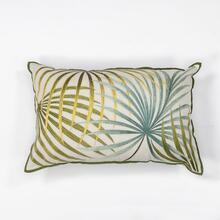 "L170 Palms Pillow 12"" X 20"""