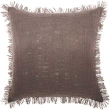 """Life Styles Md201 Charcoal 20"""" X 20"""" Throw Pillow"""