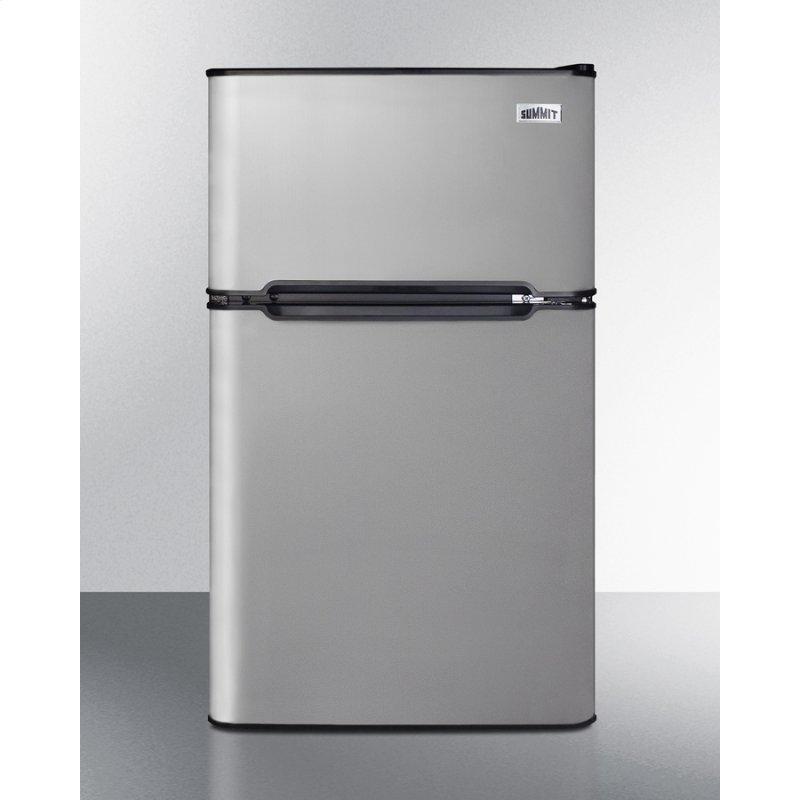 """19"""" Wide 2-door Refrigerator-freezer"""