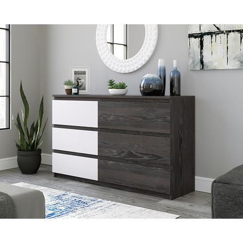 Sauder - 6-Drawer Double Dresser