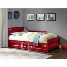 ACME Cargo Daybed & Trundle (Twin Size) - 39895 - Red