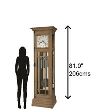 Howard Miller Davidson II Grandfather Clock 611265