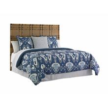 Coco Bay Panel Headboard King Headboard