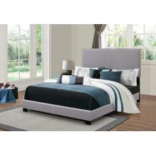 View Product - Boyd Upholstered Grey California King Bed