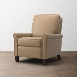 Thompson Leather Accent Chair