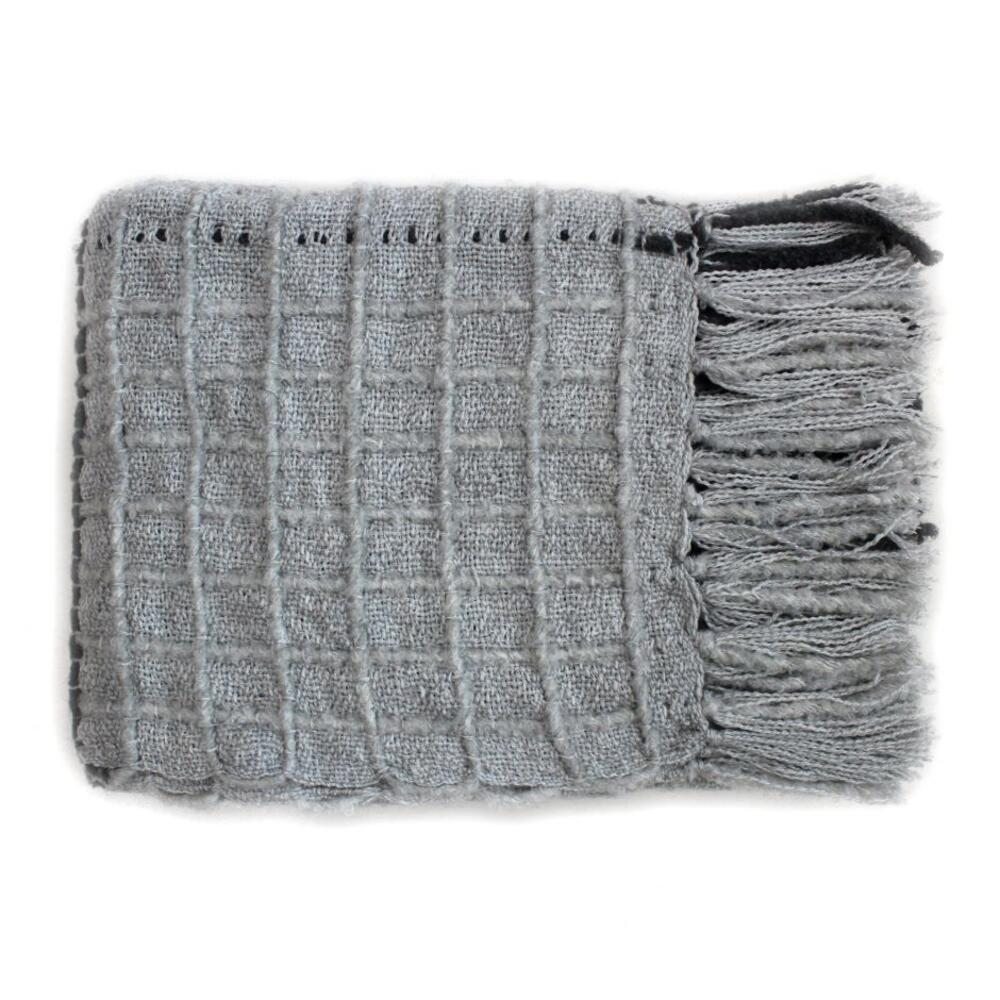 Felicity Throw Charcoal