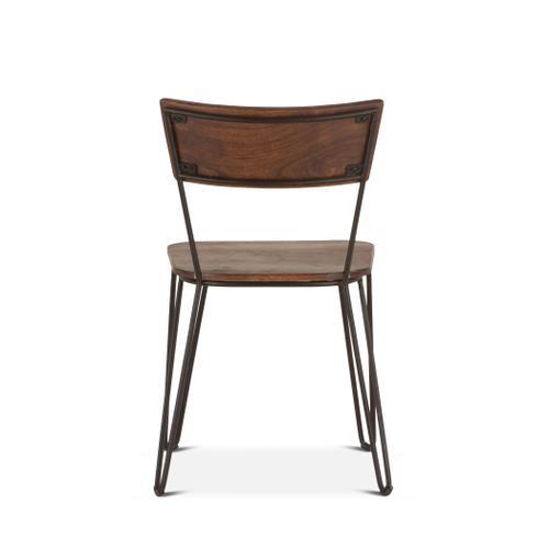 Vail Dining Chair Walnut