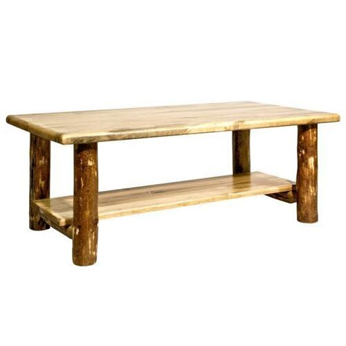Glacier Country Collection Coffee Table