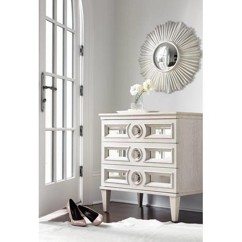 Bernhardt - Allure Round Mirror