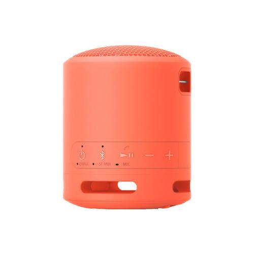 Sony - EXTRA BASS™ Portable Bluetooth ® Wireless Speaker - Pink