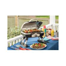 See Details - Petite Gourmet Portable Tabletop Gas Grill
