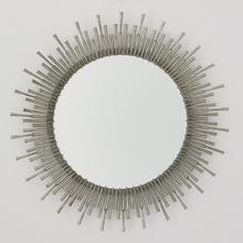 See Details - Spike Mirror-Antique Nickel