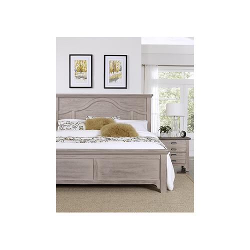 Mantel Bed in Queen & King