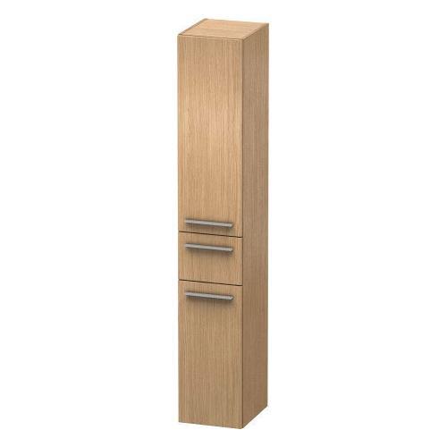 Duravit - Tall Cabinet, European Oak (decor)