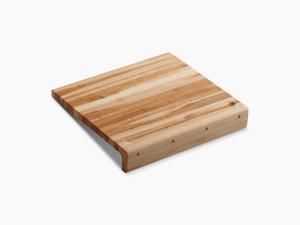 "Universal Hardwood 18"" X 16"" Countertop Cutting Board Product Image"