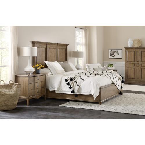 Hooker Furniture - Montebello King Wood Mansion Bed