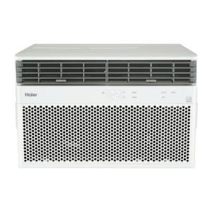 HaierHaier® ENERGY STAR® 12,000 BTU Smart Electronic Window Air Conditioner for Large Rooms up to 550 sq. ft.