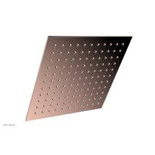 "12"" X 12"" Square Shower Head 3-337 - Polished Copper"