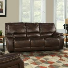 See Details - VAIL - BURNT SIENNA Power Sofa