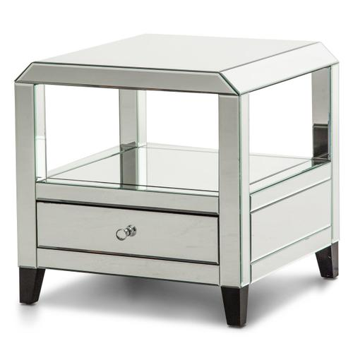 Square Accent Table 222h