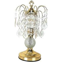 CRYSTAL TABLE LAMP (Set of 2)
