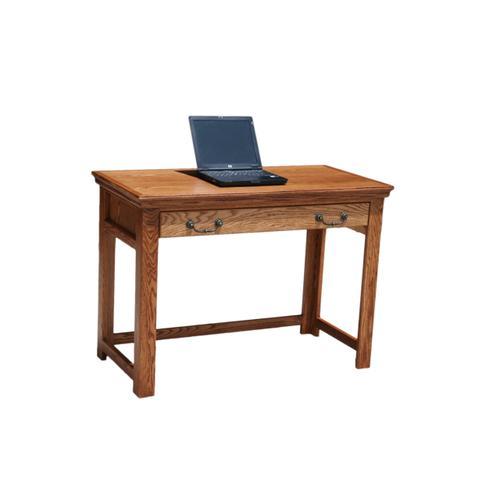 "A-T354 Traditional Alder 42"" Laptop Desk"