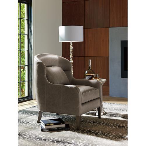 Chaffery Leather Chair